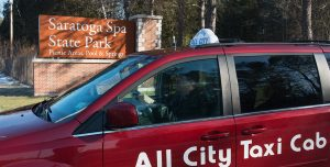 Saratoga Performing Arts Center Taxi Service